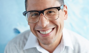 Cohen's Fashion Optical - Smith Haven Mall: Eye Exam with Choice of Glasses or Two Boxes of Store-Brand Contacts at Cohen's Fashion Optical (Up to 90% Off)