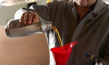 Up to 42% Off Oil Change at Marcelo's Automotive