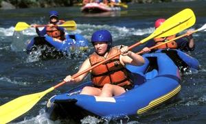 Blackwave: 2 lezioni di surf o kayak da 90 minuti, o escursione in canoa, per una o 2 persone con Blackwave (sconto fino a 69%)