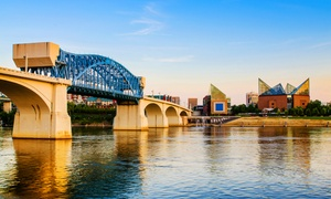 Chattanooga River Boat Company: Sightseeing or Sunset Cruise for Two or Four on the Tennessee River from Chattanooga Riverboat (Up to 42%Off)