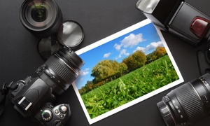 Robinson's Camera Foto Source: One or Three Photo Enlargement Services from Robinson's Camera Foto Source (Up to 72% Off)