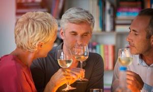 The Village Wine: Wijndegustatie aan huis met 8 wijnen voor € 19,99 met versnaperingen