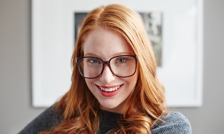 $35 for Pair of Designer Eyeglasses or $225 Towards Eyewear of Choice at MyEyeDr.