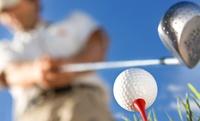 Kompletter DGV-Platzreifekurs inkl. Jahres-Spielrecht für eine oder zwei Personen bei Konzept Golf (bis zu 73% sparen*)