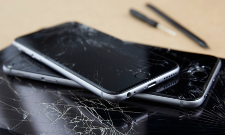 iPhone or iPad Screen Repair at M6 Repairs