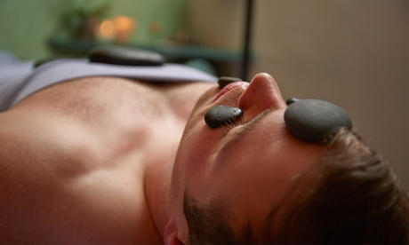 One, Three, or Five 35-Minute Hot Stone Table Massage at PV Wellness Center (Up to 53% Off) 94a0d526-3294-abc5-7832-cea9e83e6fa2