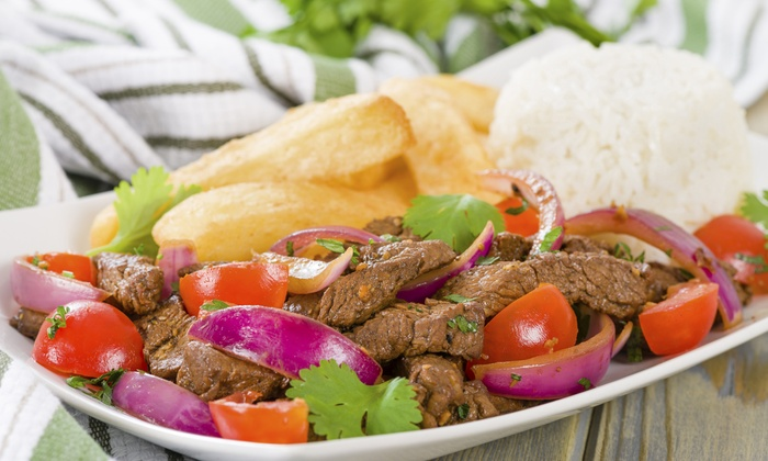 La Furia Chalaca - Produce and Waterfront: $18 for $30 Worth of Peruvian Cuisine at La Furia Chalaca