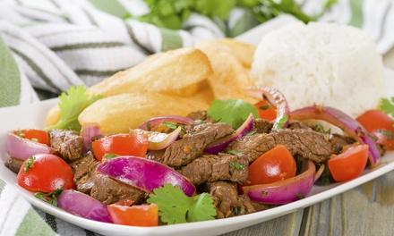 $18 for $30 Worth of Peruvian Cuisine at La Furia Chalaca