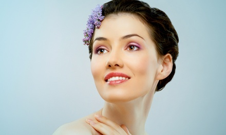 Two, Four, or Six Laser Skin-Tightening Treatments for the Face at GA Aesthetic Med Spa (Up to 82% Off)