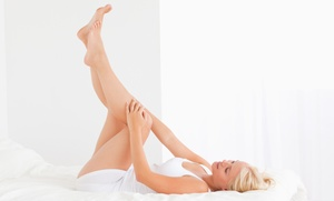 Eight Laser Hair-removal Treatments For A Small, Medium, Or Large Area At Laser By Nicole (82% Off)