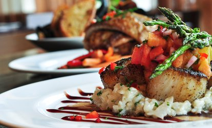 image for Two-Course British Dinner With Prosecco For Two (£24) or Four (£48) at Affinity 1777