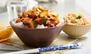 Mo's Chinese Kitchen: One or Two Groupons, Each Good for $20 Toward Dine-in Dinner at Mo's Chinese Kitchen Orland Park (Up to 42% Off)