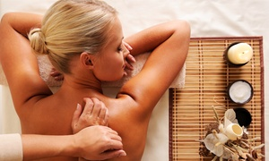 60-minute Massage Or Pampering Package At Aieshaa