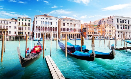 ✈ 10-Day Italy Vacation with Airfare from go-today. Price/Person Based on Double Occupancy.
