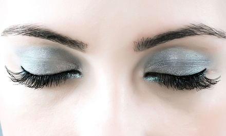 $69 for a Full Set of Synthetic Mink Eyelash Extensions at Luxe Lashes ($165 Value)