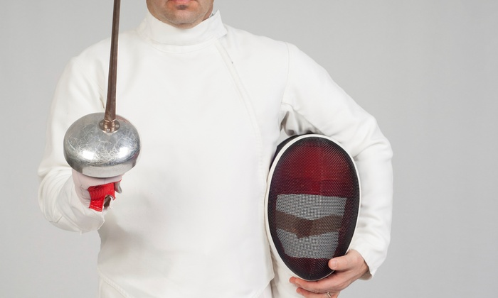 Four-Week Fencing Course or Eight Flexible Lessons at Blades Club (Up to 86% Off)