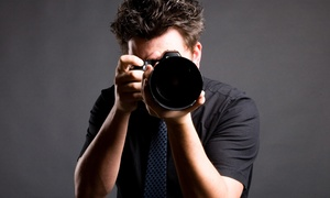 Tom Sparks Photography: One-Hour In-Studio or Onsite Photo Shoot from Tom Sparks Photography (Up to 79% Off)