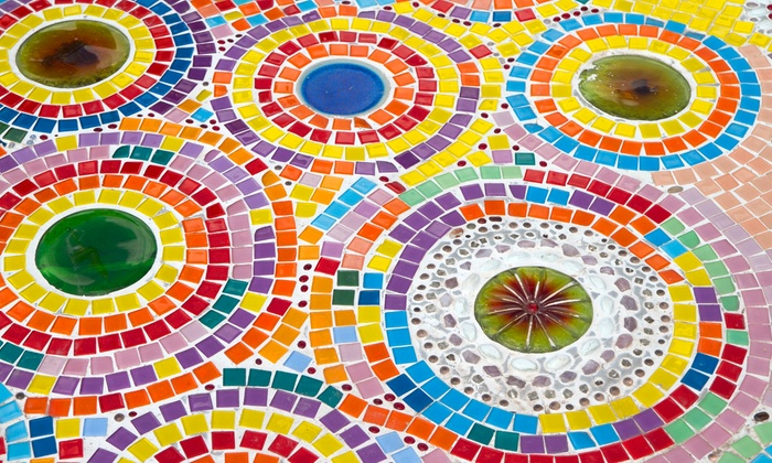 Maryland Mosaics - Owings Mills: Up to 56% Off Beginning Mosaic Tile Class at Maryland Mosaics