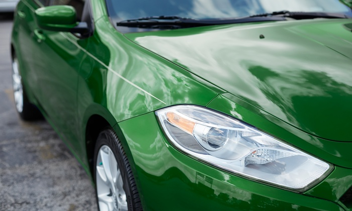 Miracle Touch Auto Finish Restoration - San Diego: Scratch-and-Blemish Repair for Car, Truck, or SUV at Miracle Touch Auto Finish Restoration (Up to 56% Off)