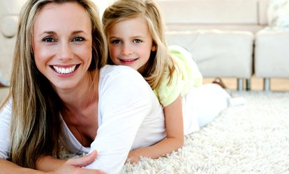 image for Tile or Carpet Cleaning from Spiker Carpet and Tile Care (Up to 68% Off)