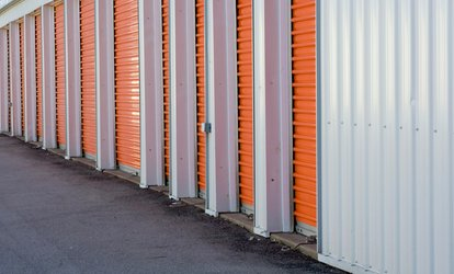 image for One- or Two-Month Rental of 10x10 Storage Unit Fort Knox Storage Units (Up to 30% Off)