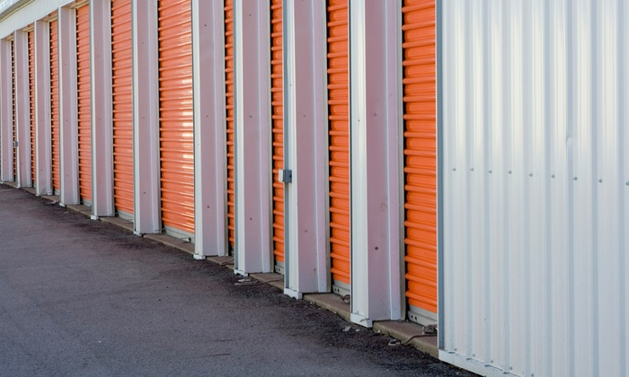 Storage Ward - Storage Ward: $61 for 5'x10' Storage-Unit Rental at Storage Ward ($183 Value)