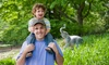 Camden Children's Garden - Cooper Grant: Admission and Optional Ride Passes at Camden Children's Garden (Up to 46% Off). Four Options Available.