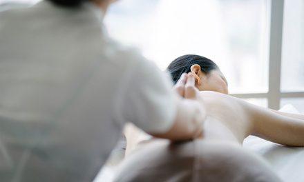 90Min Pamper $49, 105Min Deluxe $59 or 120Min Luxury $69 Pkg, Infinity Massage & Body Therapies Up to $160