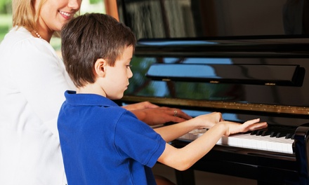 One or Two Months of Music Classes at AK Arts Academy (Up to 66% Off)
