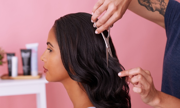 Synergy Beauty Studio - Multiple Locations: Keratin Straightening Treatment from Synergy Beauty Studio (60% Off)