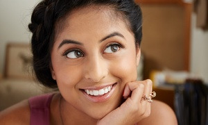 Love threading bar: Two Eyebrow Threading Sessions With Optional Eyebrow Tinting Sessions at Love Threading Bar (Up to 54% Off)