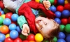 Hay Brothers Bounce City - Plymouth Park North: Three-Hour Birthday Party or Five Bounce-House Sessions at Hay Brothers' Bounce City (Up to 50% Off)