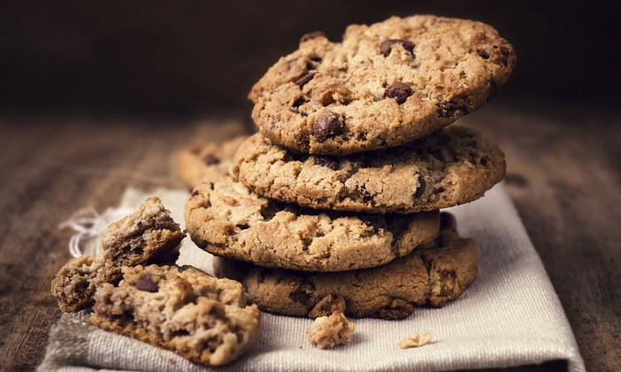 Donna B's Gourmet Cookies & Cakes - Laguna Niguel: $14 for One Dozen Gourmet Cookies or Eight Gourmet Cupcakes at Donna B's Bakery ($25 Value)