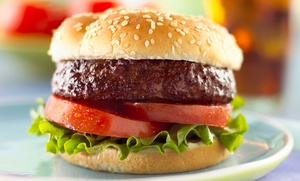 Exotic Meat Market: Kobe Steak Burgers or Camel Meat Burgers at Exotic Meat Market (50% Off)