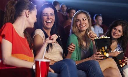 1, 2, 4 o 6 entradas de cine con cotufas pequeñas y bebida mediana desde 5,90 € en 3 cines Cine Víctor