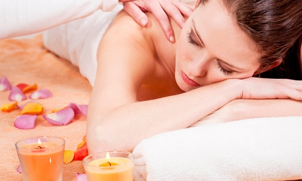 One 60- or 90-Minute Massage with Aromatherapy at Massage Therapy by Jeannie (Up to 63% Off)