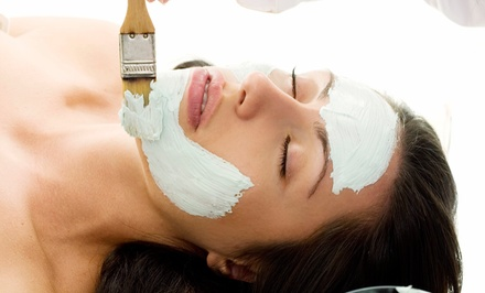 Swedish Massage, Organic Facial, Both, or Three Facials at T Day Spa (Up to 63% Off)