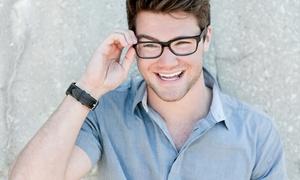 Abundo Eye Care: Eye Exam with $100 Toward Glasses or $50 Toward Contacts at Abundo Eye Care (Up to 84% Off)