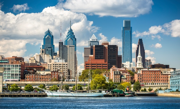 4-Star Hotel in Philadelphia - Philadelphia, PA: Stay at 4-Star Hotel in Philadelphia, with Dates into December