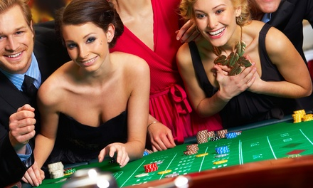 $22 for Two Round-trip Passes to Wendover Nugget Casino, Includes Two Buffets and Drinks ($40 Value)