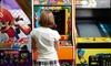 GCW Retro-Cade - Platte City: 90 Minutes of Arcade Play for Four or Eight at GCW Retro-Cade (Up to 50% Off)