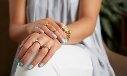 3 o 5 manicure con smalto classico