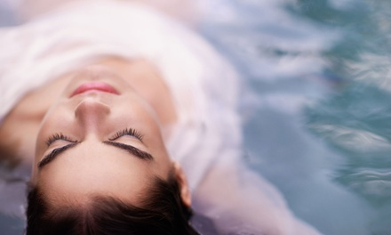 $44 for One 60-Minute Float Session at Float Fresno ($79 Value)