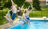 Up to 43% Off Daily Pool Pass at Hillcrest Swim Club