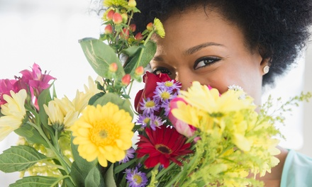 £10 for £20 Towards Flowers at Watford Junction Flowers