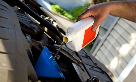 Full-Service Oil Change with Tire Rotation and Brake Inspection at Mobile Oil Change (49% Off)