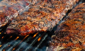 D's Farm Road BBQ: Texas-Style Barbecue at D's Farm Road BBQ (Up to 50% Off). Two Options Available.