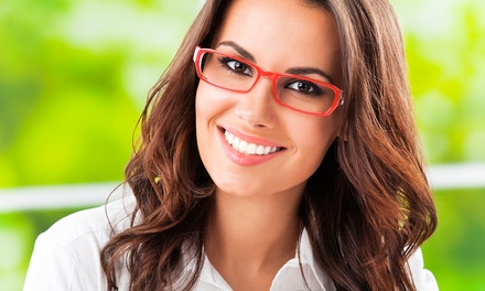 $49 for Eye Exam and $225 Toward Glasses at Visual Eyes: A Member of Vision Source ($335 Value)