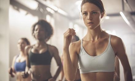 1 o 3 mes de clases de fitness a elegir desde 12,95 € en Woman Fitness