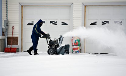 image for $28 for $50 Gift Card Towards Mower/Snow Blower/Tractor